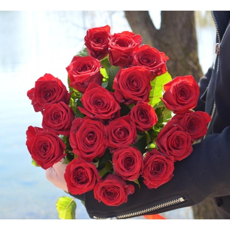 """Букет """"Наоми"""" из 19 роз"""