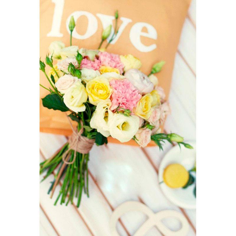 """Свадебный букет """"Love"""""""